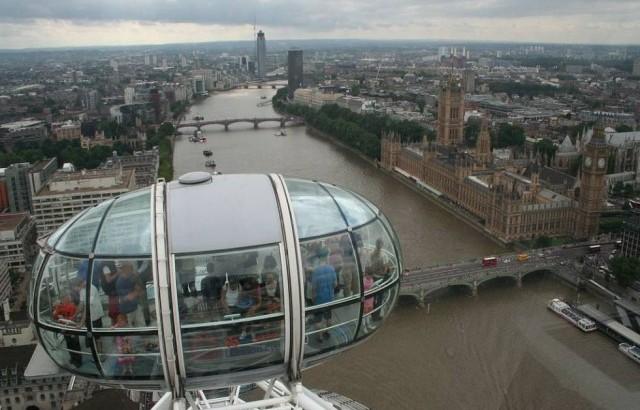 Zájezd do Anglie do Londýna bez cestovky