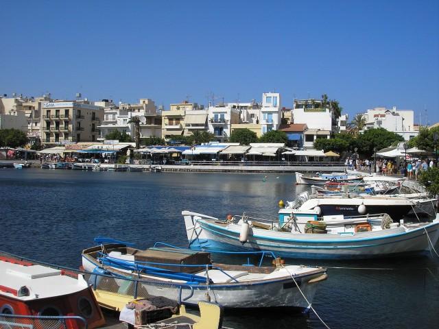 řecko kréta 1