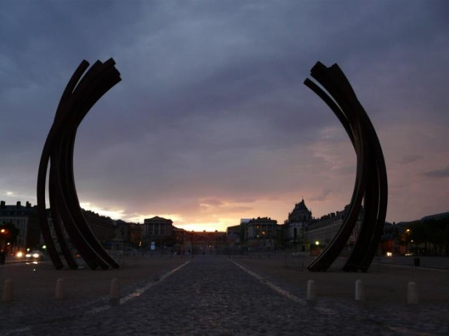 Španělsko - Madrid - cesta ke zlaté bráně