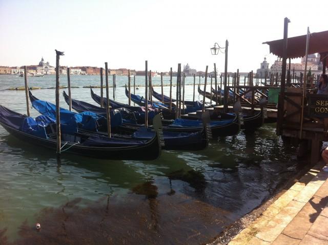Itálie první dovolená 3
