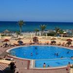 Moje první dovolená u moře v Tunisku