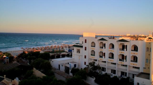 tunis dovolená hotel