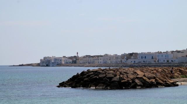 tunis dovolená přístav