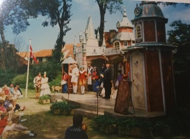 Dánsko dovolená 4 představení - pohádka H.Ch.Andersena