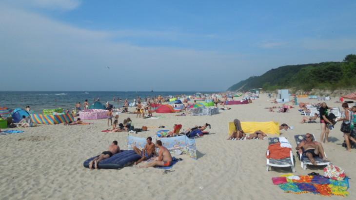 Dovolená u Baltského moře v Polsku