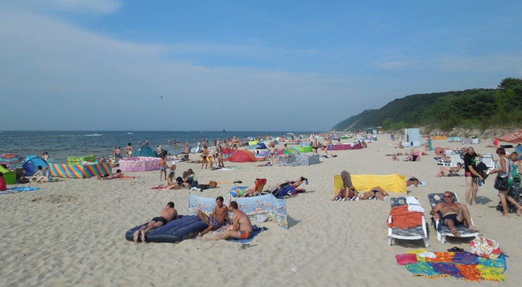 polsko dovolená moře