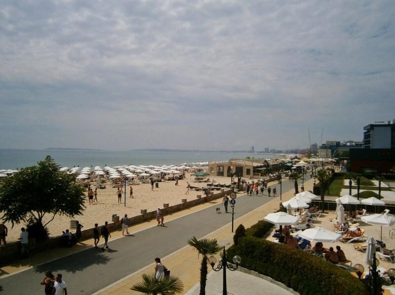 bulharsko dovolená