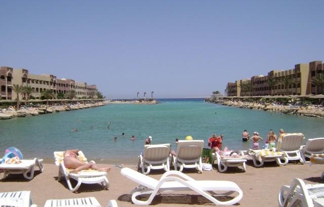 Jaké to bylo poprvé na dovolené v Egyptě