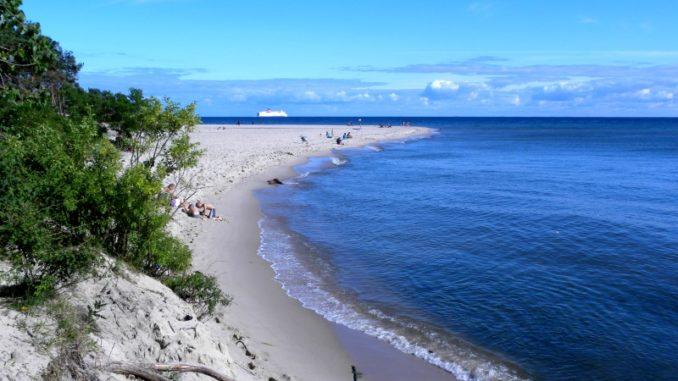 poloostrov hel polsko pláž