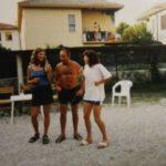 Poprvé v Itálii u moře
