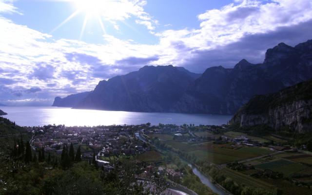 Lago di Garda Itálie 1