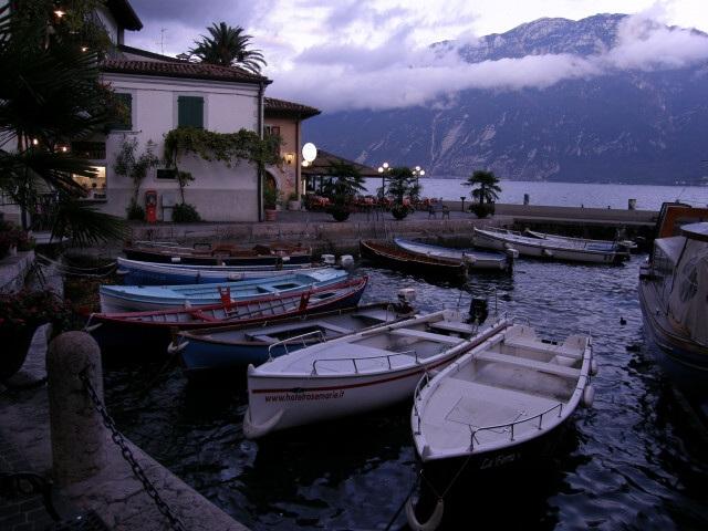 Lago di Garda Itálie 2