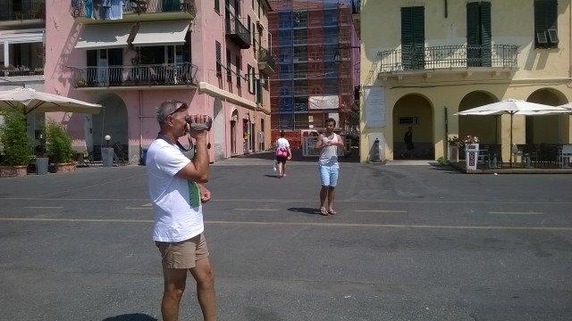 Itálie - Ligurská riviéra autem 08
