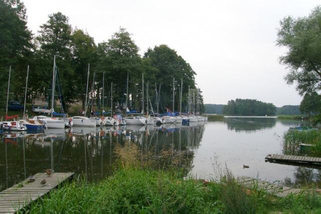 Mazurská jezera - Mazury Polsko 1