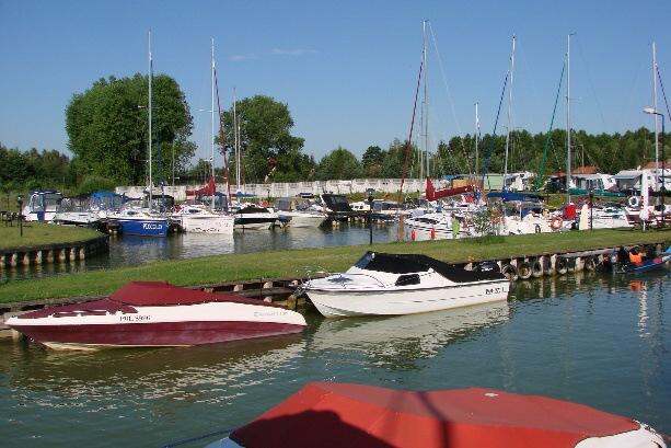 Mazurská jezera – Mazury Polsko 2