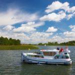 Mazurská jezera v Polsku