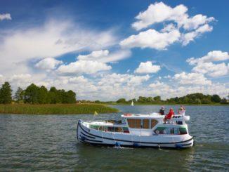 Mazurská jezera - Mazury Polsko 3