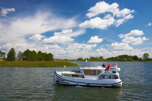 Mazurská jezera – Mazury Polsko 3