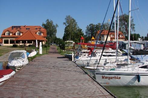 Mazurská jezera - Mazury Polsko 4