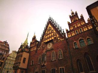 wroclaw - vratislav polsko