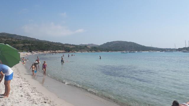 Korsika dovolená 1