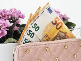 Plná peněženka euro