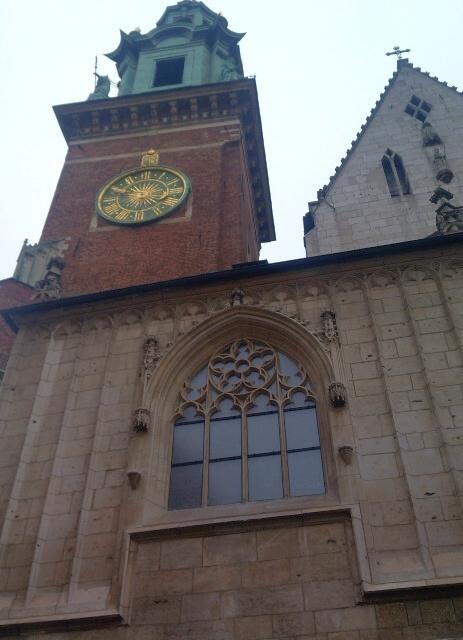 Bazilika svatého Stanislava a Václava - Krakow