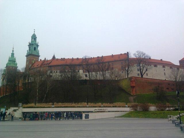Hrad Wawel - Krakow